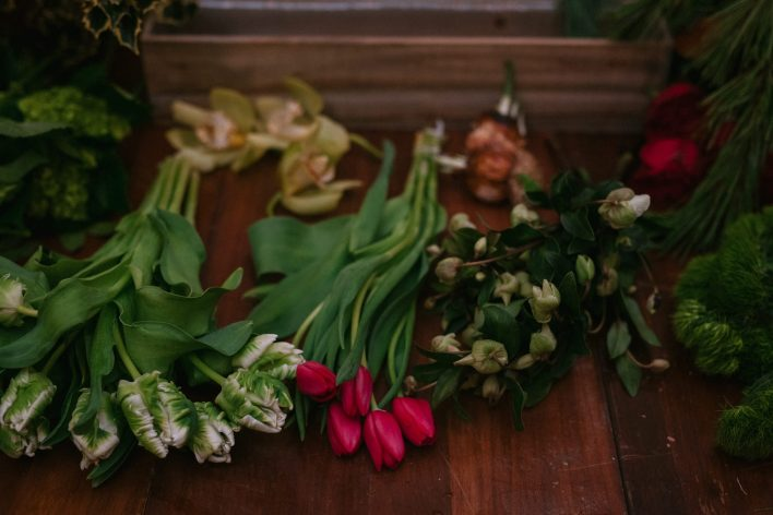 Christmas Harvest: Fresh Floral Workshop (YEG)