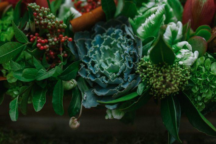 Christmas Harvest: Fresh Floral Workshop (YEG)