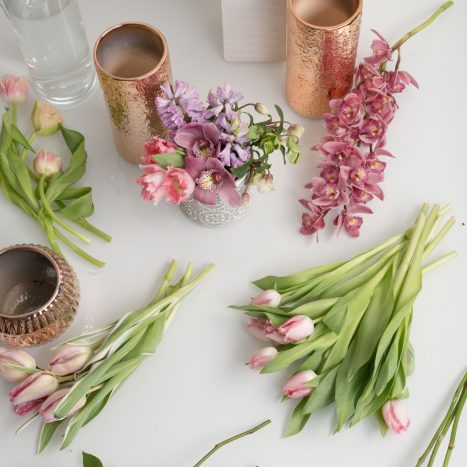 Private Fresh Floral Workshop