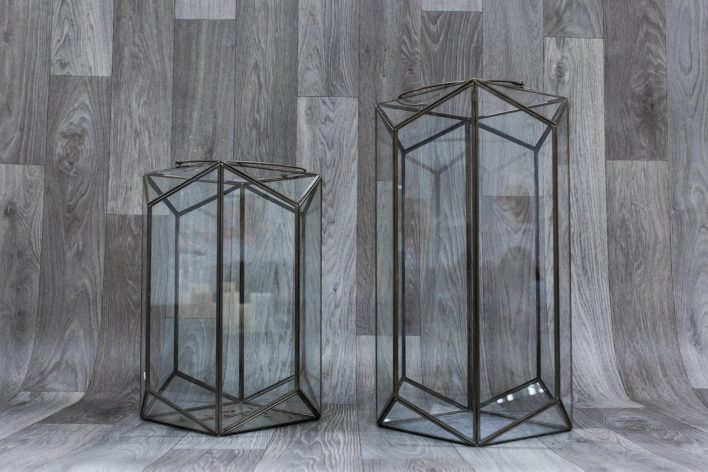 Industrial Ian Lanterns