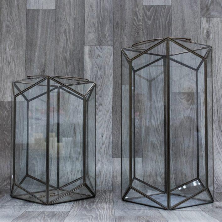 Industrial Ian Lanterns