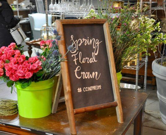 Spring Garden Party!