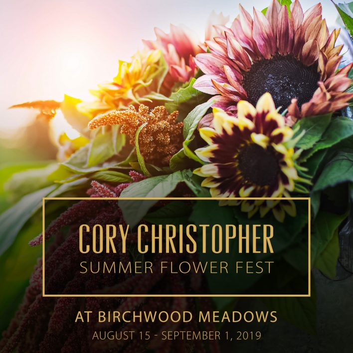 CC Summer Flower Fest – Tickets