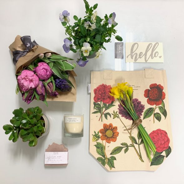 DELUXE Refresh! Spring Self-Care Package