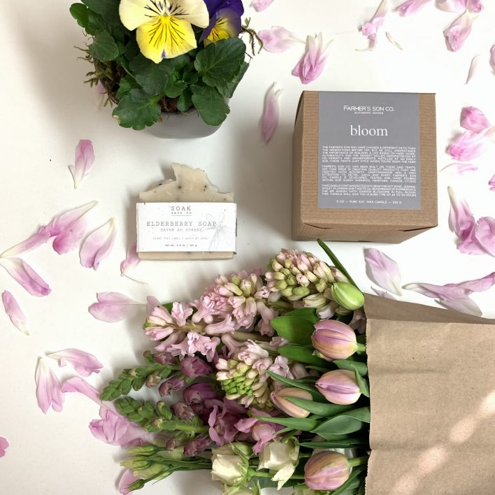 Bloom: Self Care Package
