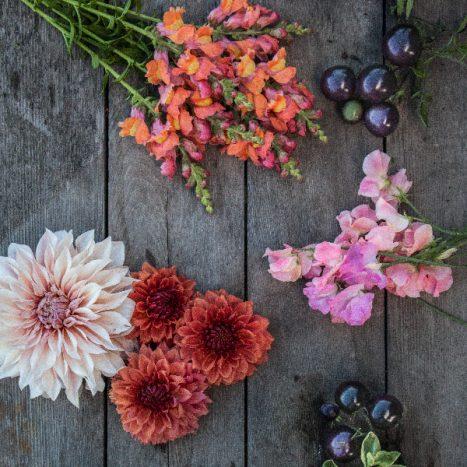 Floral Design Virtual Workshop