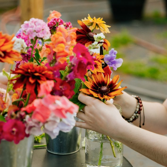 Autumn Floral Subscription
